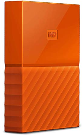 HDD EXT My Pass 1TB Orange WorldWide[cb]
