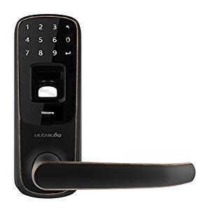 ultraloq ul3BT Bluetooth対応指紋とタッチスクリーンスマートロック 7
