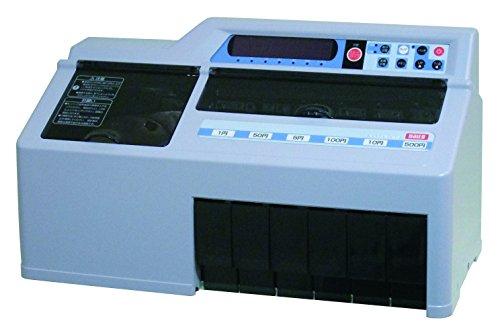 ダイト 硬貨選別計数機 コインカウンター DCV-10[cb]