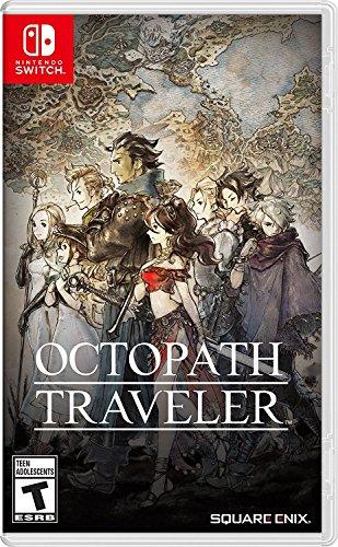 Octopath Traveler (輸入版:北米) - Switch[cb]