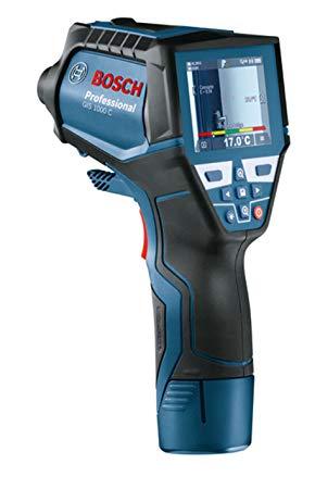 BOSCH(ボッシュ) バッテリー放射温度計(データ転送機能) GIS1000C 【正規品】[cb]