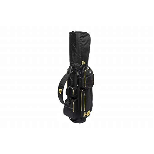 NEW ERA(ニューエラ) ニューエラ キャディバッグ Caddie Bag ブラックゴールド 11404388 NEWERA ゴルフ