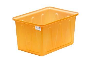 スイコー 角型容器 K-90 (オレンジ)[cb]