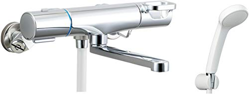 LIXIL(リクシル) INAX 浴室用 サーモスタット付シャワーバス水栓 BF-WM145TSG[cb]