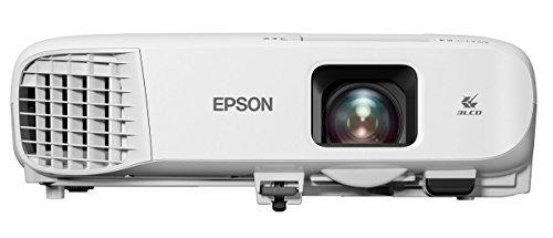EPSON プロジェクター おしゃれ EB-2142W 4 激安☆超特価 3.1kg リアルWXGA cb 200m