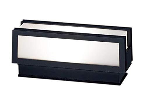 パナソニック 門柱灯 LGW56009BF オフブラック 奥行9.6×高さ12.6×幅30cm[cb]