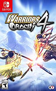 Warriors Orochi 4 (輸入版:北米) - Switch[cb]