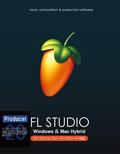 Image-Line Software 限定Special Price FL STUDIO 20 Producer Mac cb EDM向け音楽制作用DAW アウトレットセール 特集 Windows対応 国内正規品