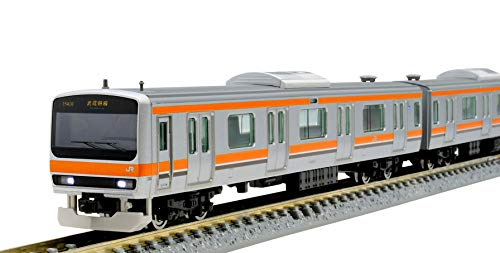 TOMIX Nゲージ E231 0系 通勤電車 武蔵野線 セット 8両 98649 鉄道模型 電車[cb]