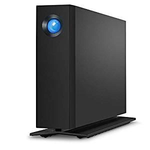 LaCie HDD 外付けハードディスク 6TB d2 Professional USBタイプC ブラック 5年間保証 STHA6000800[cb]