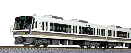 KATO Nゲージ 221系リニューアル車 大和路快速 基本セット 4両 10-1491 鉄道模型 電車[cb]