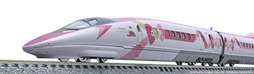 TOMIX Nゲージ JR 500 7000系山陽新幹線 ハローキティ新幹線 8両 セット 98662 鉄道模型 電車[cb]
