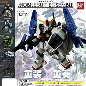 機動戦士ガンダム MOBIL SUIT ENSEMBLE 07 [全5種セット(フルコンプ)][cb]
