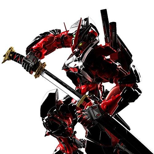ハイレゾリューションモデル 機動戦士ガンダムSEED ASTRAY ガンダムアストレイレッドフレーム 1/100スケール 色分け済みプラモデル[cb]