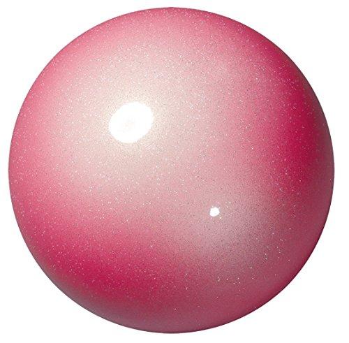 ササキ(SASAKI) 新体操 手具 ボール 国際体操連盟認定品 日本体操協会検定品 オーロラボール 直径18.5cm M-207AU-F[cb]