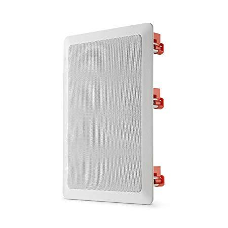 JBL C6IW 壁埋め込み型スピーカー 2ウェイ/スクエア型/1本 ホワイト JBLC6IWWHT 【国内正規品/メーカー2年保証付き】[cb]