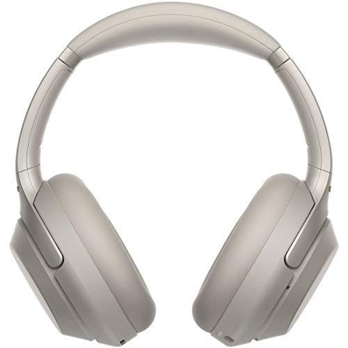 ソニー SONY ワイヤレスノイズキャンセリングヘッドホン WH-1000XM3 S : LDAC/Bluetooth/ハイレゾ 最大30時間連続再生 密閉型 マイク付 2018年モデル プラチナシルバー[cb]