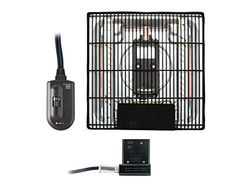 コイズミ コタツ用 ヒーターユニット 600W 電子リモコン付 KHH-6180[cb]