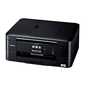 ブラザー プリンター A4 インクジェット複合機 MFC-J898N (FAX/ADF/有線・無線LAN/手差しトレイ/両面印刷/レーベル印刷)[cb]