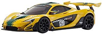 京商 ASC MR03RWD McLaren P1 GTR イエロー/グリーン MZP235YG[cb]