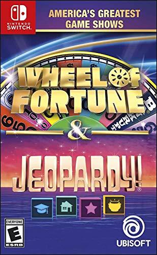 America's Greatest Gameshows - Wheel & Jeopardy (輸入版:北米) ? Switch[cb]