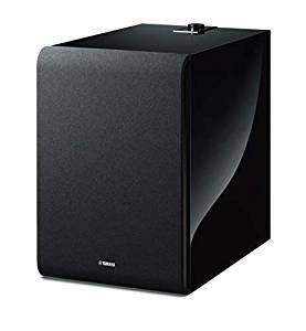 ヤマハ ネットワークサブウーファー MusicCast SUB 100 ワイヤレス/Wi-Fi/MusicCast対応 ピアノブラック NS-NSW100[cb]