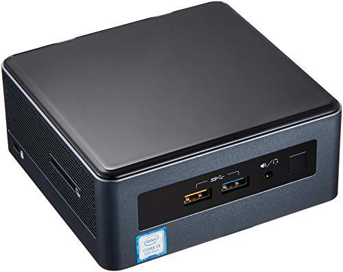 Intel NUC Core i3 8121U 搭載 小型 デスクトップ PC BOXNUC8i3CYSM 8GB / 1TB HDD/Windows 10 Home 完成品 ACコード別売り[cb]