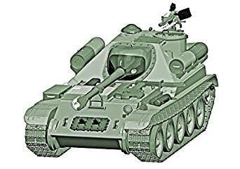 トランペッター 1/35 ソビエト軍 SU-102自走砲 プラモデル 09570[cb]