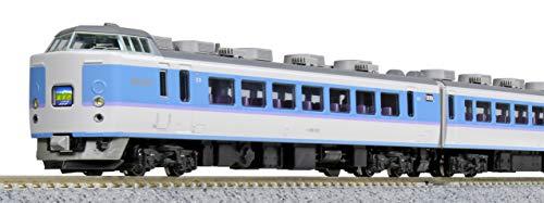 《週末限定タイムセール》 KATO Nゲージ 189系 未使用品 グレードアップあずさ 7両基本セット 10-1525 鉄道模型 cb 電車