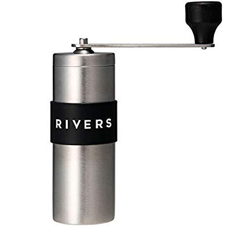 (リバーズ)RIVERS コーヒーグラインダーグリット シルバー GRITSV[cb]