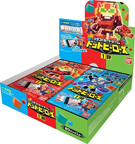 クラフトカードゲーム ドットヒーローズ 第1弾 (BOX)[cb]