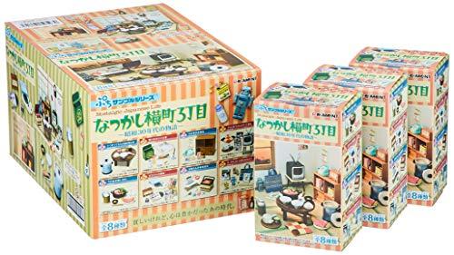 ぷちサンプル なつかし横町3丁目 昭和30年代の物語 BOX商品 1BOX=8個入り、全8種類[cb]