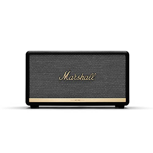マーシャル Bluetooth対応 ポータブルスピーカー Stanmore (ブラック)Marshall Stanmore II Black ZMS-1001902[cb]