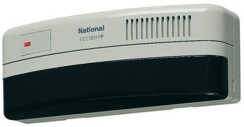 いよいよ人気ブランド パナソニック 小電力型ワイヤレスコール 低廉 熱線センサー送信器 屋側用 ベージュ ECE1821FP