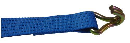 テザック(TESAC) ラッシングベルト ラチェットバックル式 R50K ベルト幅 50mm AE010-AE050A