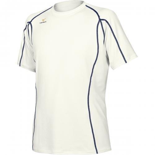 VENEX ( ベネクス ) リカバリーウェア リチャージショートスリーブ メンズ アイボリー XL インナー Tシャツ 半袖 パジャマ
