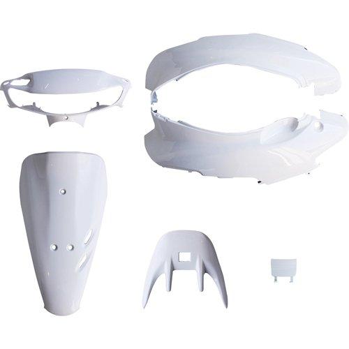 ライブディオ AF35 2型 外装6点セット ホワイト