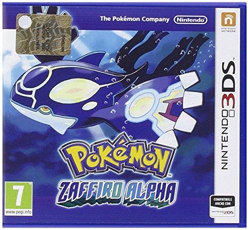 Pokemon Zaffiro Alpha ポケットモンスター アルファサファイア (輸入版:イタリア)