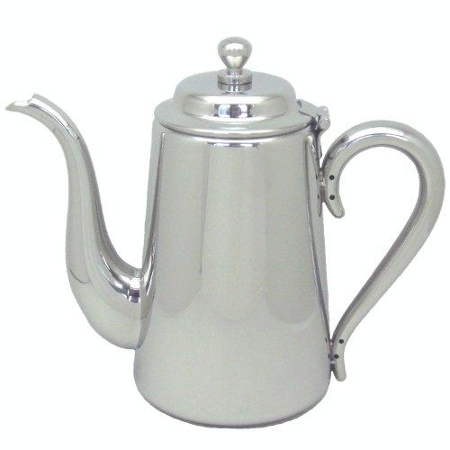 ユキワ 18-8 M型 コーヒーポット 5人用