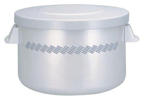 THERMOS(サーモス) 高性能保温おひつ(シャトルジャー) いなほ ライスホワイト GBA-20