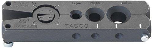 イチネンTASCO TA550G-1 ショートサイズクランプバー(ピン付)