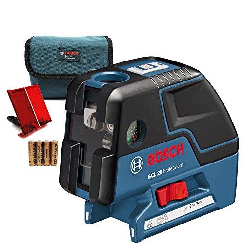 Bosch GCL 25クロスラインボッシュセルフレベリングアライメントレーザー[並行輸入品]
