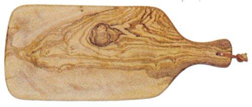 ミランダスタイル 『まな板や食器に』 DRISS OLIVE スクエアボード ハンドル41 410x170x20mm 700103