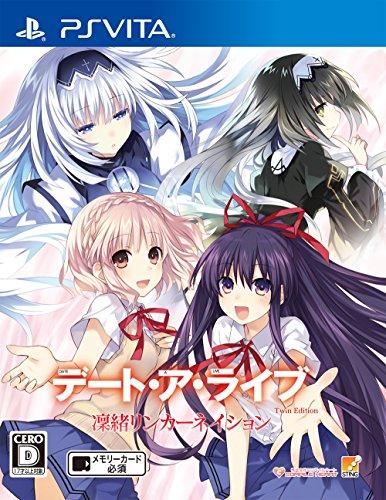 デート・ア・ライブ Twin Edition 凜緒リンカーネイション 通常版 - PS Vita