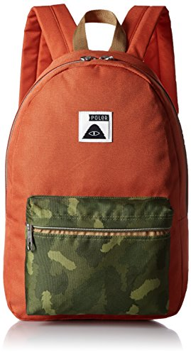 [ポーラー] POLeR RAMBLER PACK 612016-BNT BURNT ORANGE (BURNT ORANGE)