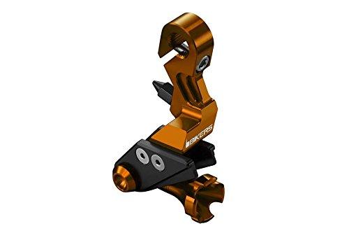 BIKERS(バイカーズ) リアブレーキカムレバー アルミ オレンジゴールド PCX125 (10-15) / PCX150 (12-15) BK-H194-OGD