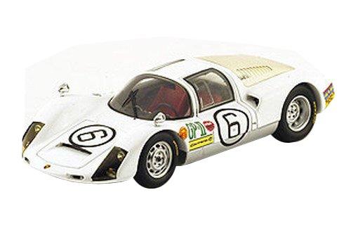 Spark 1/43 Porsche Carrera 6 (906-120) #6 JAPAN GP 1966 S.Taki