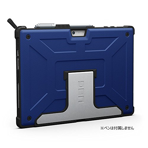 【日本正規代理店品】URBAN ARMOR GEAR Microsoft Surface Pro 4用コンポジットケース(Designed for Surface) ブルー UAG-SFPRO4-CBT