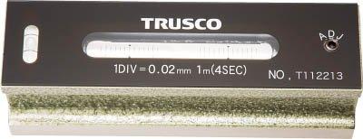 TRUSCO 平形精密水準器B級寸法150感度0.02