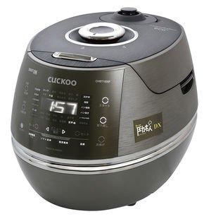 CUCKOO New 圧力名人 DX (超高圧発芽玄米炊飯器) 一升炊き